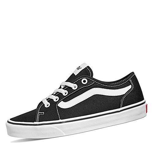 Vans Filmore Decon, Sneaker para Mujer, Negro (Black/True White 1wx), 37 EU