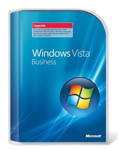 Microsoft Windows Vista Business Upgrade deutsch DVD