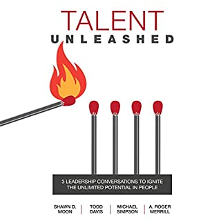 Talent Unleashed audiobook cover art
