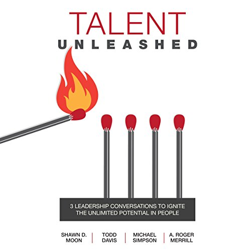 Talent Unleashed cover art