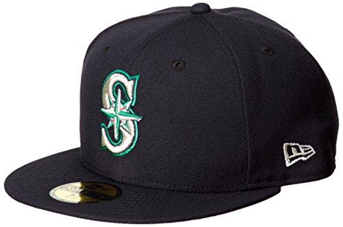 [ニューエラ] ベースボールキャップ MLB ACPERF シアトル・マリナーズ 17J [ユニセックス] 11449340 チームカラー Free