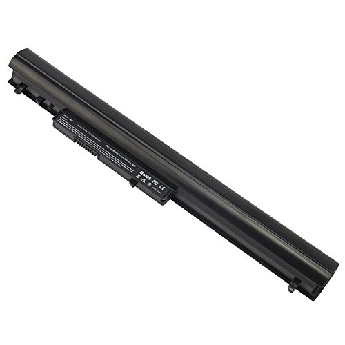 Laptop/Notebook Battery Replacement for HP 776622-001 728460-001 TPN-Q130 752237-001 TPN-Q132 LA04 TPN-Q129 LA04DF HSTNN-DB5M HSTNN-YB5M F3B96AA HSTNN-UB5M - Black - High Performance New