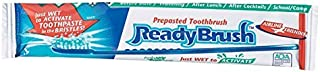 ReadyBrush Prepasted Reusable Toothbrush- 30 Pack- Made in the USA
