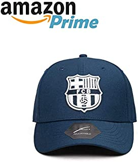 b5d4f4be7ecb7 Fi Collection Barcelona FC Hit Adjustable Baseball Soccer Cap Hat Authentic  - Gorra Deportiva del Barcelona