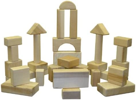Beka 06028 The Innovator Free Shipping Challenge the lowest price of Japan ☆ New Set Wooden 28-Piece Block