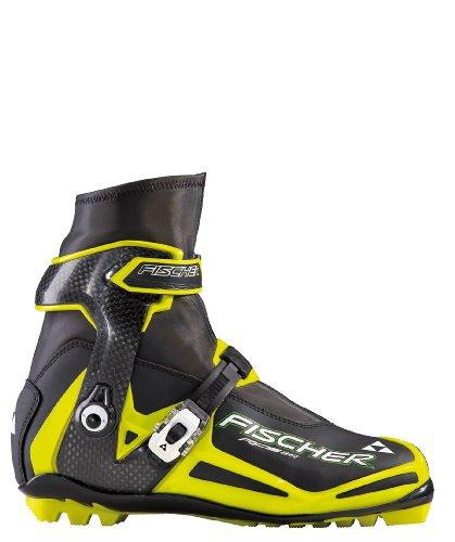 fischer RCS Carbonlite Skating - Botas de esquí de Fondo (Sistema NNN) Talla:47