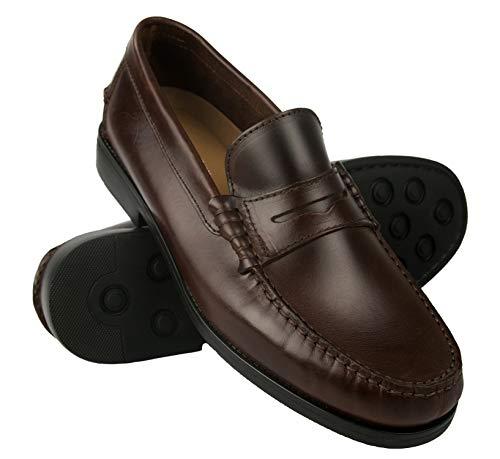 profesional ranking Zapatos de hombre Zerimar Castellano    Mocasines con máscara para hombre Mocasines con borlas para hombre  … elección