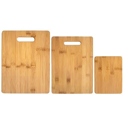 Planche à Découper 3 Pièces Totally Bamboo - Modèle 20-7930 - 5