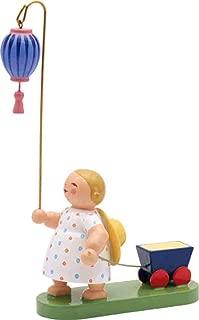 Wendt & Kuhn - Children with Lanterns Set of 2 Figurines