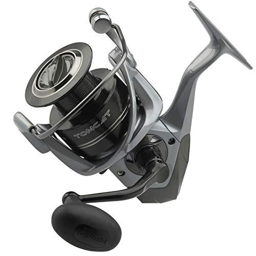 Okuma Tomcat TMC 3000 FD - Carrete de pesca para peces depredadores, carrete para pesca de spinning, carrete fijo para pesca de cebo artificial