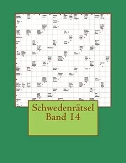 Schwedenrätsel Band 14 (German Edition)