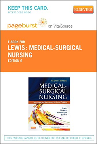 Medical-Surgical Nursing - Elsevier eBook on VitalSource (Retail Access Card): Assessment and Management of Clinical Pro