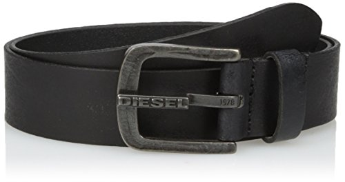 Diesel B-DART, Cintura Uomo, Nero (Black T8013-Pr227), 6 (Taglia Produttore: 105)