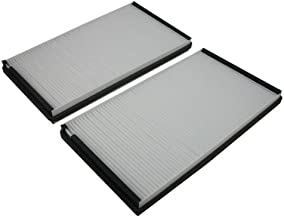 Pentius PHB6078 UltraFLOW Cabin Air Filter for BMW 525(04-07), 528(08-10), 530(04-07), 535(08-10), 545(04-05), 550(06-10), 645(05), 650(01-10), M5(06-10), M6(06-10)
