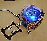 Intel Thermal Solution Xts100H - Processor Cooler - ( Socket 1156 ) - Aluminium And Copper - 95 Mm