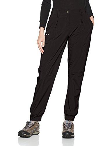 Salewa Puez Relaxed DST Long Pantalon pour Dames. 44 Black Out