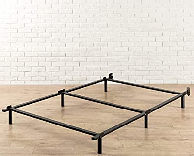 Zinus Compack 7 inch Heavy Duty Bed Frame, for Box Spring & Mattress Sets