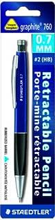 Staedtler Graphite 760 Mechanical Pencil - 0.7mm, 760 07BK
