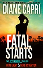 Fatal Starts: Series Begins Here - Special Edition - First Two Gripping Jess Kimball Thrillers