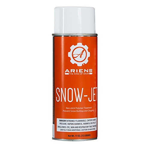 Why Choose Ariens Snow-Jet Non-Stick Polymer Treatment 11 oz.
