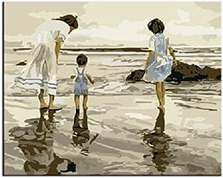 Agolong Digitales Familienoumllgemaumllde Diy 40x50cm Malen