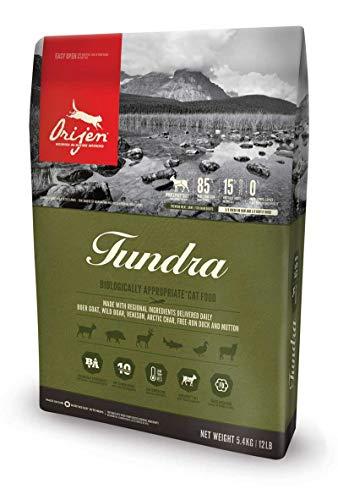 Orijen Katzenfutter Tundra (getreidefrei) (1,8 kg)