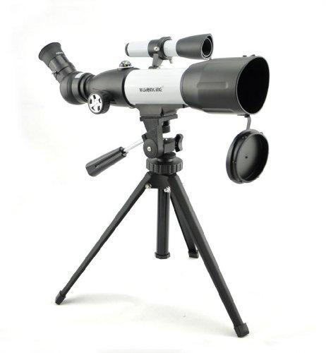 Visionking Telescope for 70 mm Lens Refractor Monocular Astronomical Telescope (White)
