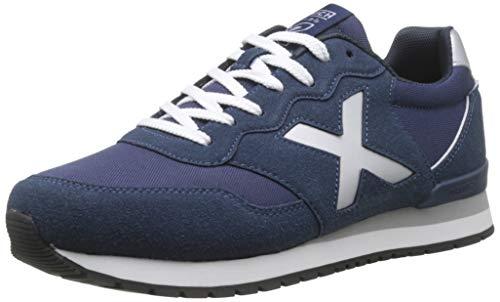 Munich Dash 42, Zapatillas de Deporte para Hombre, Azul (Marino 042), 44 EU