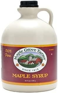 maple grove farms maple syrup