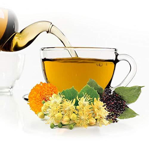 Bulgarischer Kräuter Tee, natürlicher aromatischer Kräutertee