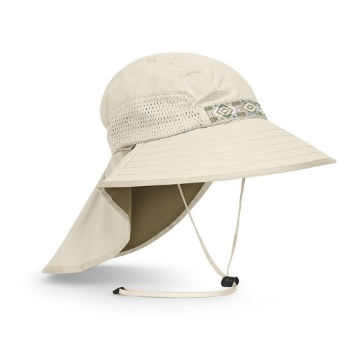 Sunday Afternoons Adventure Hat, Large, Cream