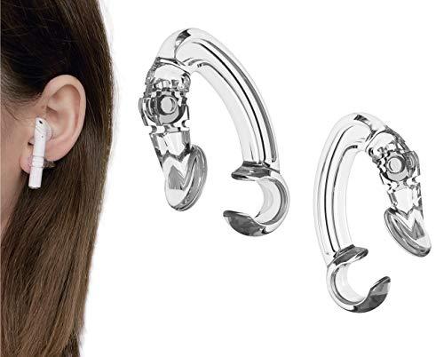 Earpods Anti-Lost Ear Hook,Anti-Drop Sports Ear Clip,Wireless Earphones Comfortable Grip Accessories...