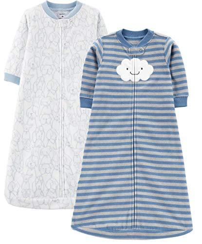 Product Image of the Carter's Baby 2-Pack Microfleece Sleepbag