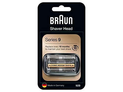 Braun Series 9 92B Cabezal Recambio Afeitadora Eléctrica