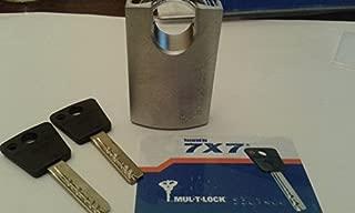 Mul-t-lock #47 G-Series padlock with protector - 5/16