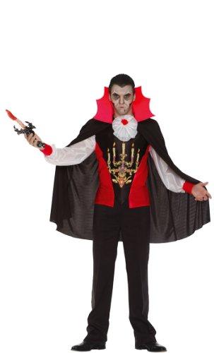 Cesar - G914-001 - Costume - Dracula + Accessoires Adulte
