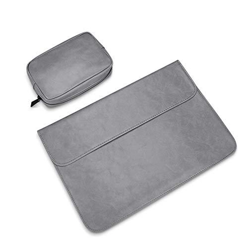 Weiche PU-Leder-Laptoptasche für Macbook Air Pro 13 14 15-Zoll-Laptoptasche Notebook-Tablet-Hülle für Xiami HP DELL Lenovo Cover