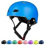 GLAF Adult Cycling Bike Helmet Men Women Bike Helmet Classic Commuter Bike Skate...