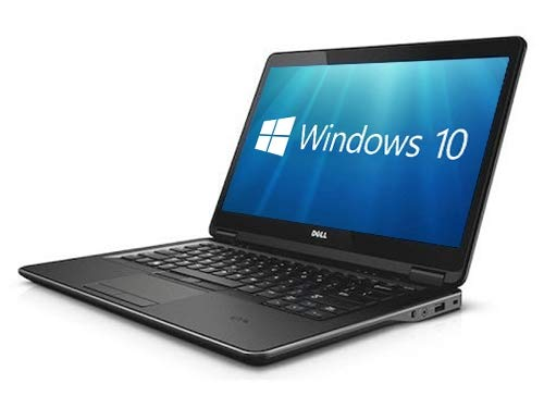 Dell Latitude E7250 12.5' Core i5-5300U 8GB 128GB SSD WebCam HDMI WiFi BT Windows 10 Professional Laptop PC (Renewed)