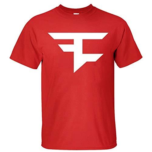Sixtion XIXU Faze Clan Logo Men Custom T Shirt