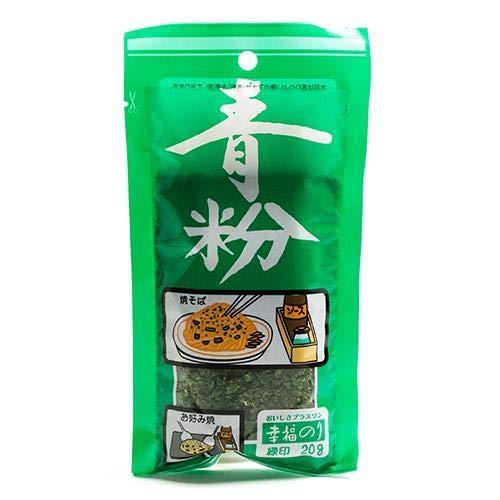 Takaokaya Nori Aonori-Ko Seaweed Flakes 20G (1.18 ounce)