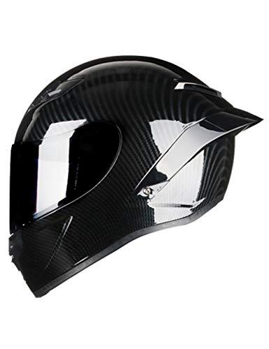 FDDA Casco Integrale Moto Cross Casco Motocross con Visiera Fodera Rimovibile//Certificazione DOT Casco Adulto Moto off Road@Verde/_S Anti-UV