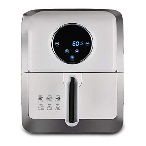 NCRD Freidora de Aire, LED Digital, freidora de Aire de Alta Capacidad para Anclaje eléctrico para Piezas de Pollo Frito.