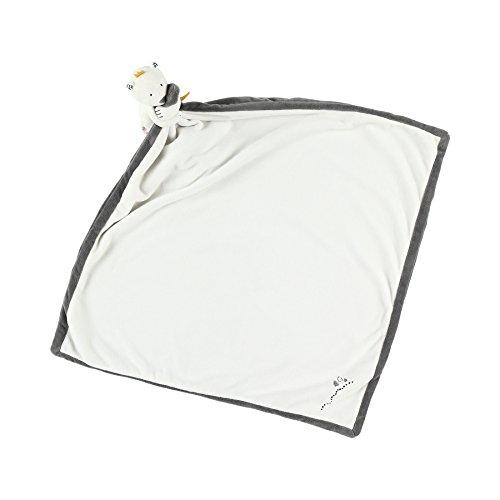 Noukies N1851.09 Timeless Meine erste Decke Sam, grau