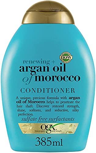 OGX Argan Oil of Morocco Hårbalsam för Torrt Hår, 385 ml