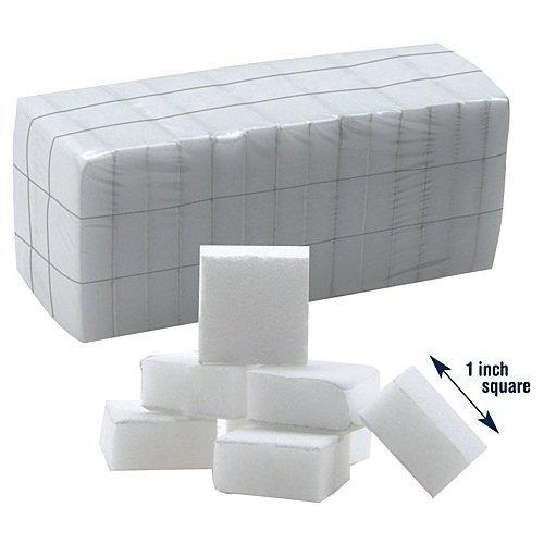 NaRaMax 126 Ct. Super Mini White Nail Block
