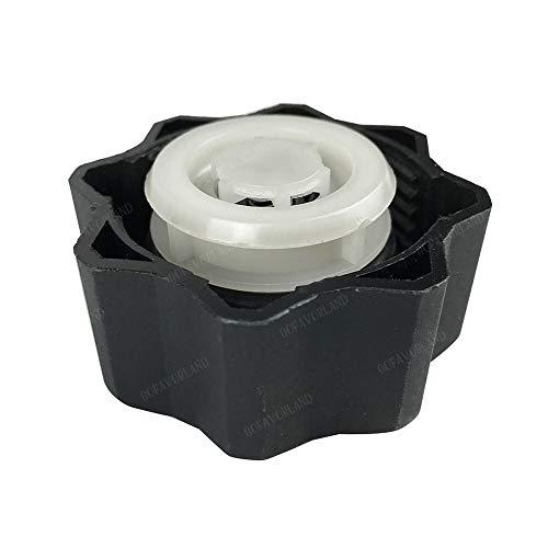 without brand XXF-jrlq, Botella de refrigerante de expansión del radiador Casquillo Apto for Citroen C4 C5 C6 C8 Ds3 Ds4 Fit for Peugeot 106 107 206 306 307 308 406 407 607 807