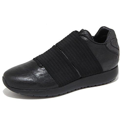 4670N sneakers uomo ANDIA FORA running pelle nero shoes man [41]
