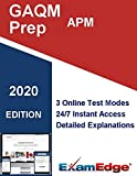 GAQM Associate In Project Management  (APM) Certification Practice tests with detailed explanations. 10-Test Bundle with 500 Unique Test Questions