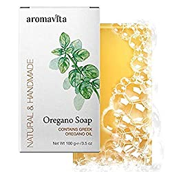 Buy Antibacterial Oregano Oil Soap , Natural Soap For Athletes Foot , Jock Itch And Odors via Amazon